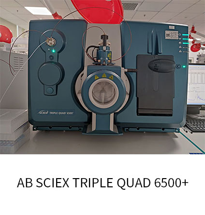 AB SCIEX TRIPLE QUAD 6500+